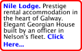 Ireland West Holiday Homes - Irish Tourist Board approved  selfcatering accommodation.
