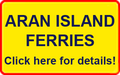 Aran Island Ferries advertisement